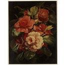 Camellias (Oil painting)