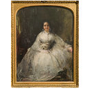 Mrs John Forster (Oil painting)