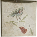 Bird and fruit (Fresco fragment)
