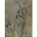 Irises (fire screen) (Fire screen)