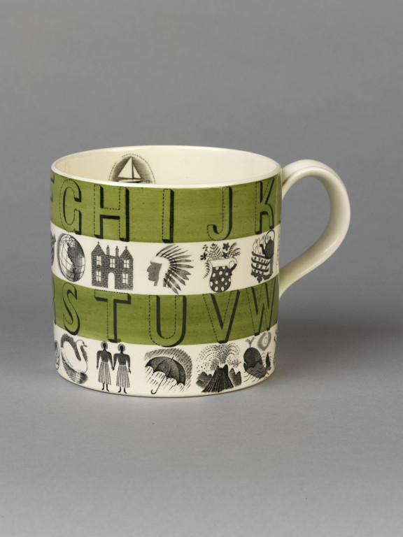 Mug Ravilious Eric V Amp A Search The Collections