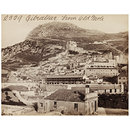 Gibraltar from the Old Mole (Photograph)