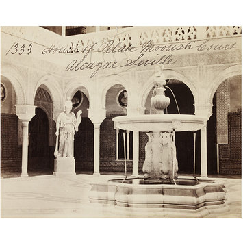 Photograph - House of Pilate, Moorish Court, Alcazar, Seville