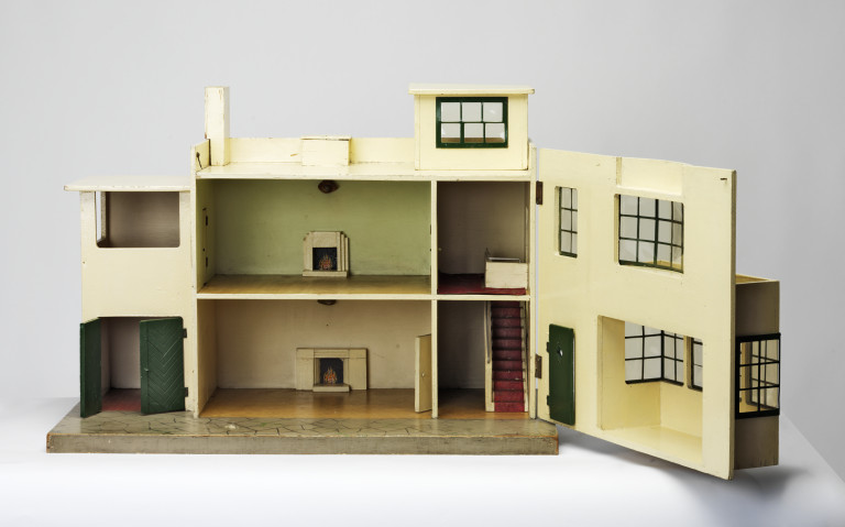 Line Art Dollhouse : Ultra modern dolls house lines bros ltd v a search