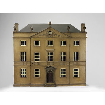 Dolls' house - May Foster's House