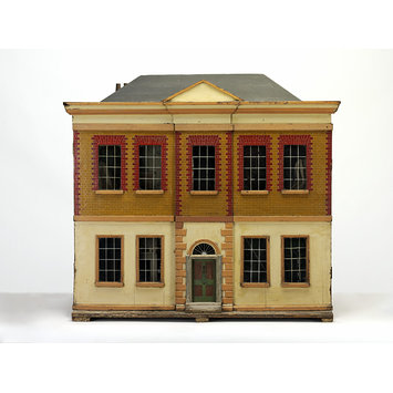Dolls' house - The Elkin House