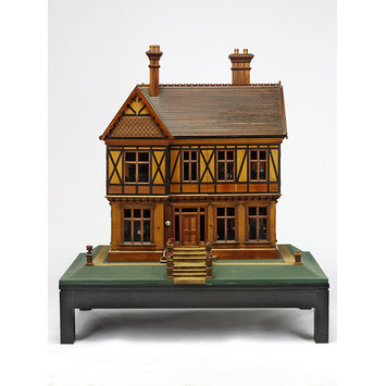 Dolls' house - Queen Mary's dolls' house
