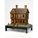 Queen Mary's dolls' house (Dolls' house)
