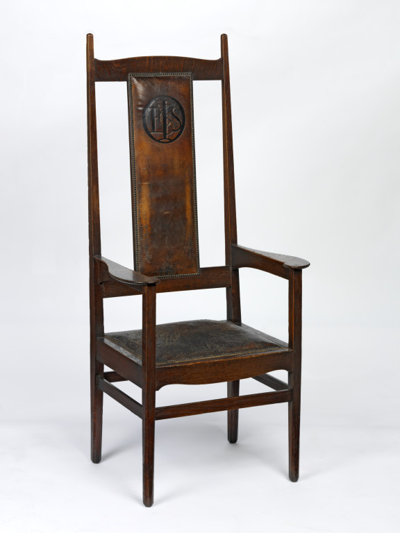 Armchair C F A Voysey V Amp A Search The Collections