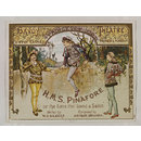 H.M.S. Pinafore (Advertisement Card)