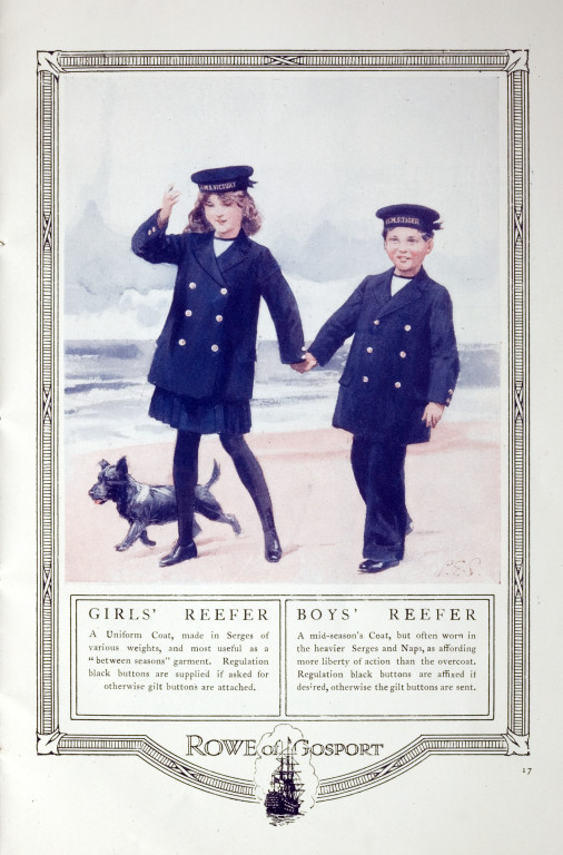 the royal navy of england  u0026 the story of the sailor suit