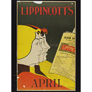 Lippincott's April (Poster)