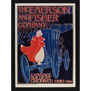 The Emerson and Fisher Company - Carriage Builders (Poster)