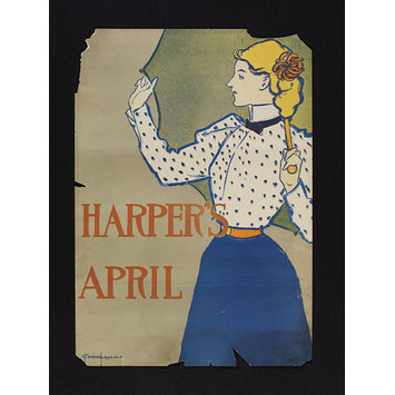 Poster - Harper's April