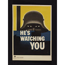 """He's Watching You"" (Poster)"