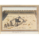 The Temple of Mecca (Print)
