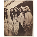 The five foolish Virgins (Photograph)