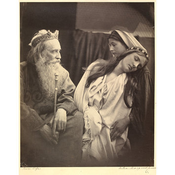 Photograph - King Ahasuerus and Queen Esther in Apocrypha