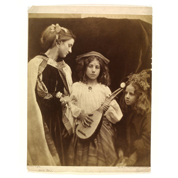 Photograph - The Minstrel Group