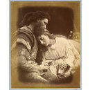 The Parting of Sir Lancelot and Queen Guinevere (Photograph)