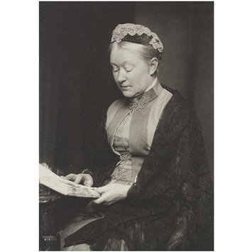 Photograph - Lady Duckworth