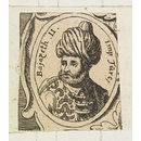Turkish sultans, sultanas and other historical figures (Print)