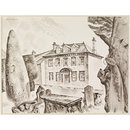 Loveday's House, Painswick (Drawing)