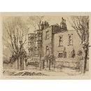 Lower Terrace, Hampstead, N.W.3. (Drawing)