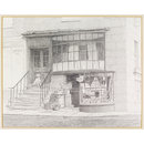 A Shop at Bridgnorth (Drawing)