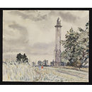 Maud Heath's Monument, Bremhill (Watercolour)