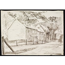 Bowser Bottom Cottages, Sheffield (Drawing)