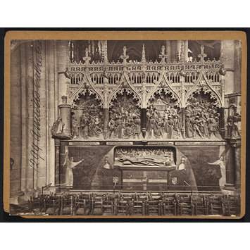 Photograph - Amiens Cathedral