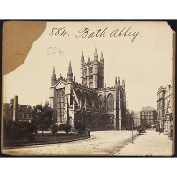Photograph - Bath Abbey