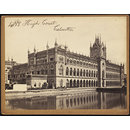 High Court.  Calcutta (Photograph)