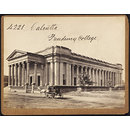 Calcutta.  Presidency College (Photograph)