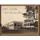 Calcutta.  Lieut. Governors Palace (Photograph)