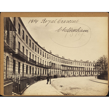 Photograph - Royal Crescent Cheltenham