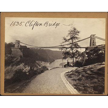 Photograph - Clifton Bridge