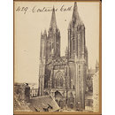 Coutances Cath'l (Photograph)