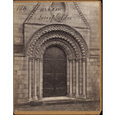 Durham.  Door of Galilee (Photograph)