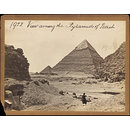 View among the Pyramids of Geezeh (Photograph)