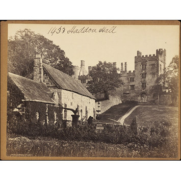 Photograph - Haddon Hall
