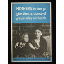MOTHERS let them go (Poster)