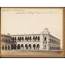 Madras.  Northern Half Chepank Palace (Photograph)