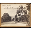 Naples.  In the Villa Nazionale (Photograph)