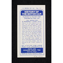 The History of the Motor Car (Print)