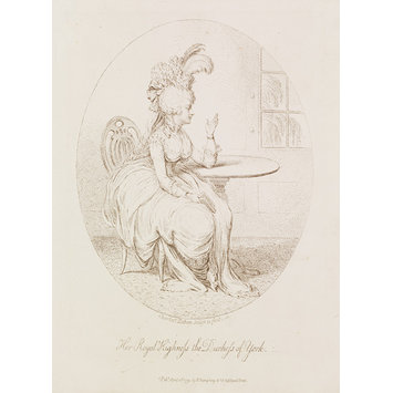 Print - Her Royal Highness the Duchess of York (1767-1820)