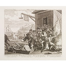 The Invasion, Plate 1, France (Print)