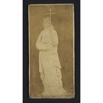 Photograph - Figure of Faith