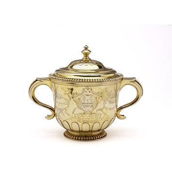 Cup and cover - James II's Coronation Cup